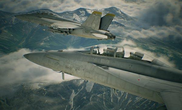 خرید بازی Ace Combat 7 برای ps4
