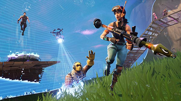 قیمت بازی Fortnite: Deep Freeze Bundle