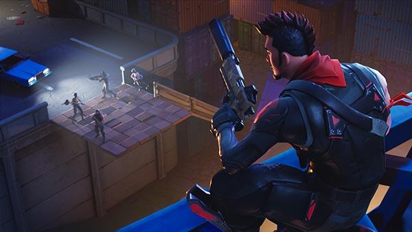 خرید بازی Fortnite برای ps4
