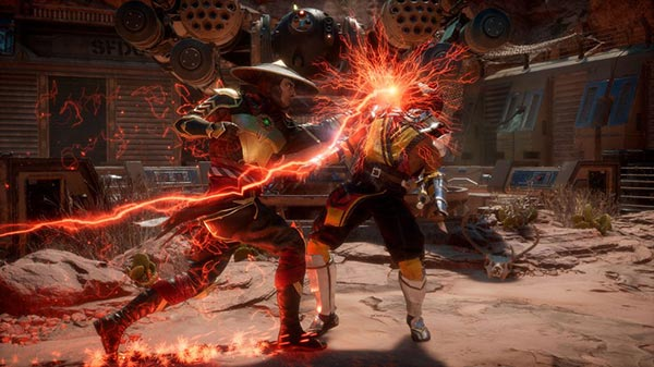 خرید بازی Mortal Kombat 11 برای ps4