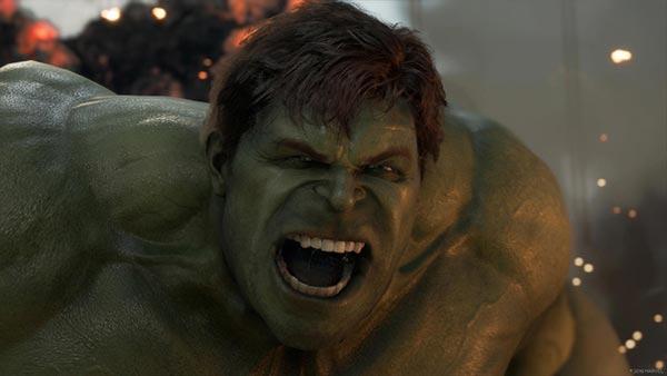 خرید بازی Marvel's Avengers برای ps4