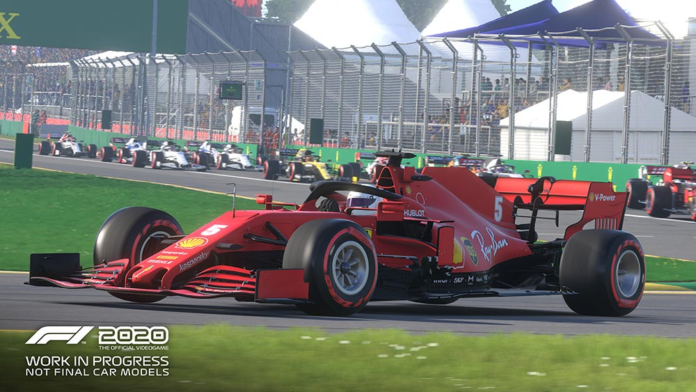 F1 2020 PlayStation 4 Seventh Edition