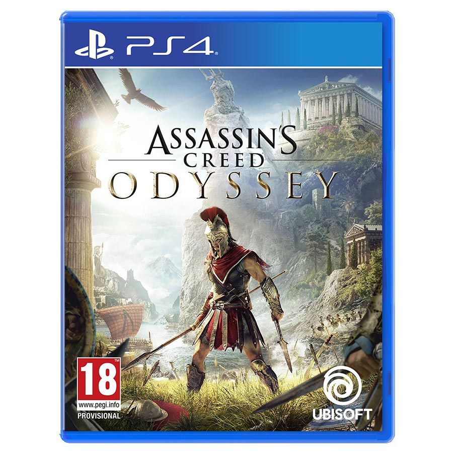 Assassins Creed O-dy-ssey کارکرده