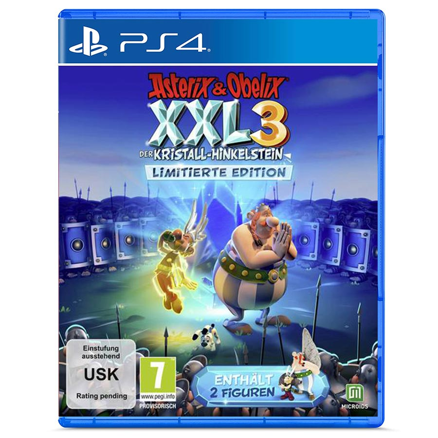 Asterix & Obelix XXL 3 Limited Edition