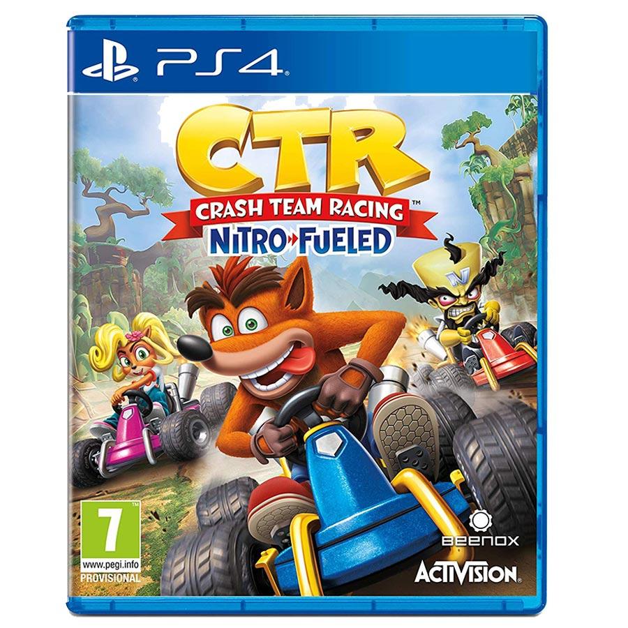 Crash Team Racing Nitro کارکرده