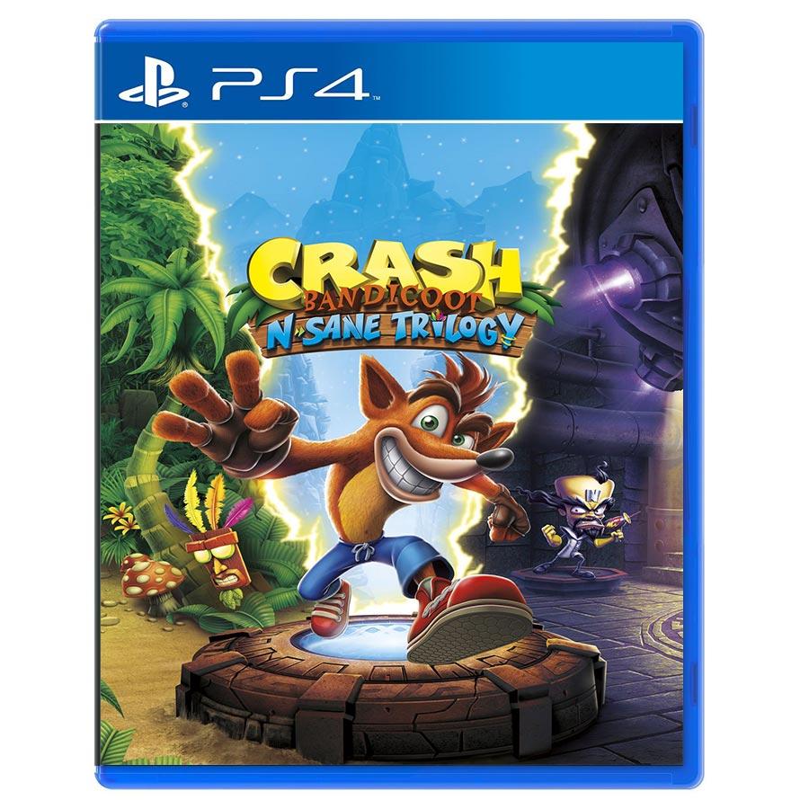 Crash Bandicoot کارکرده