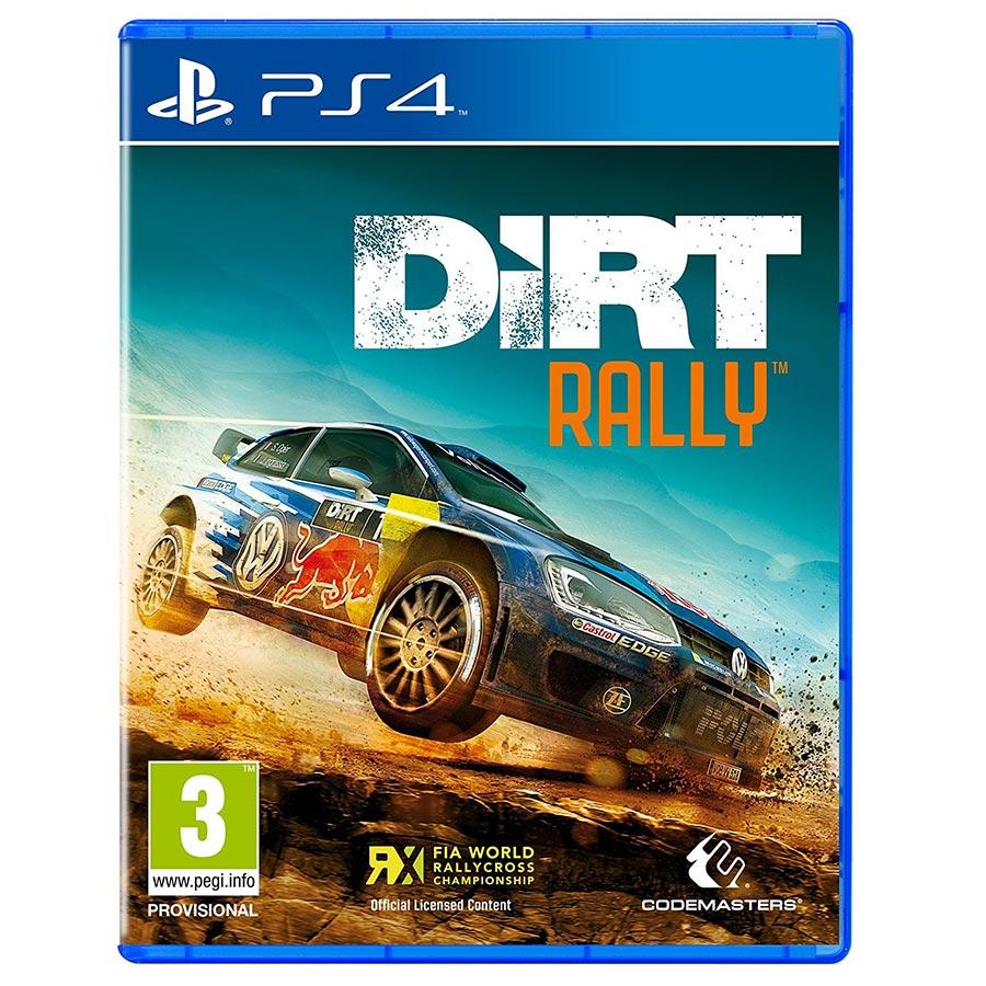 Dirt Rally کارکرده