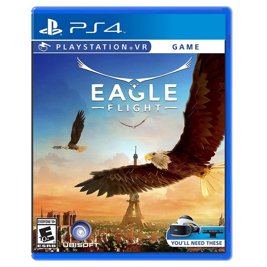 VR Eagle Flight