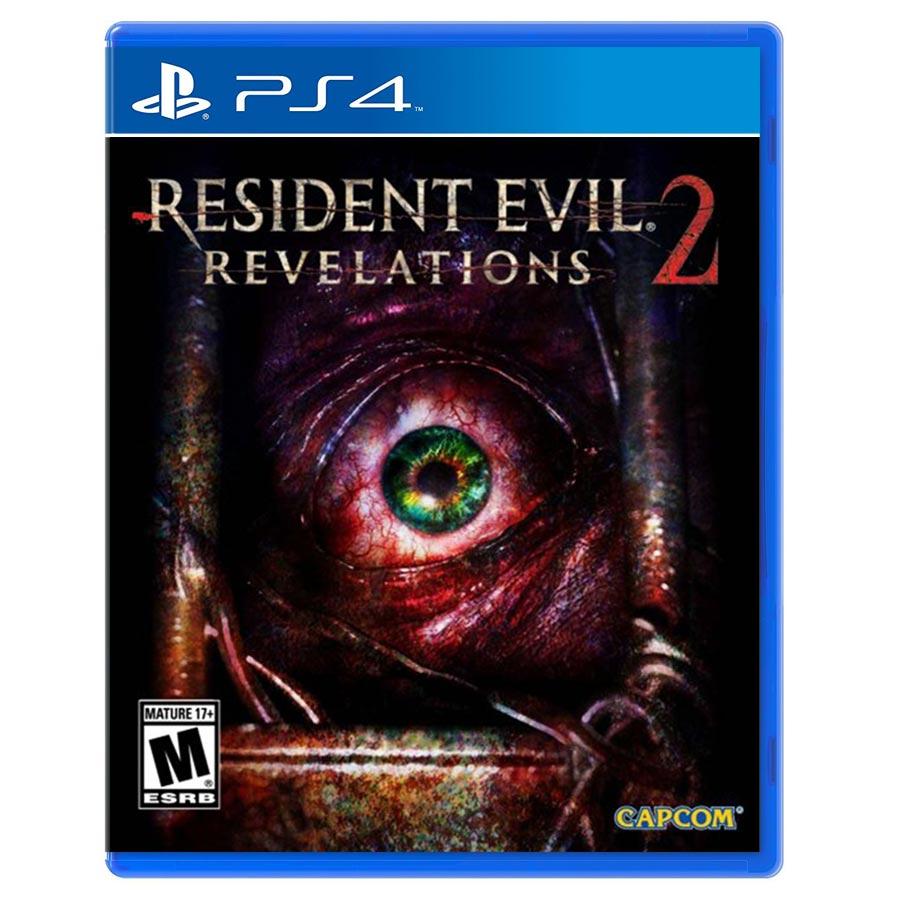 Resident Evil Revelations 2 کارکرده