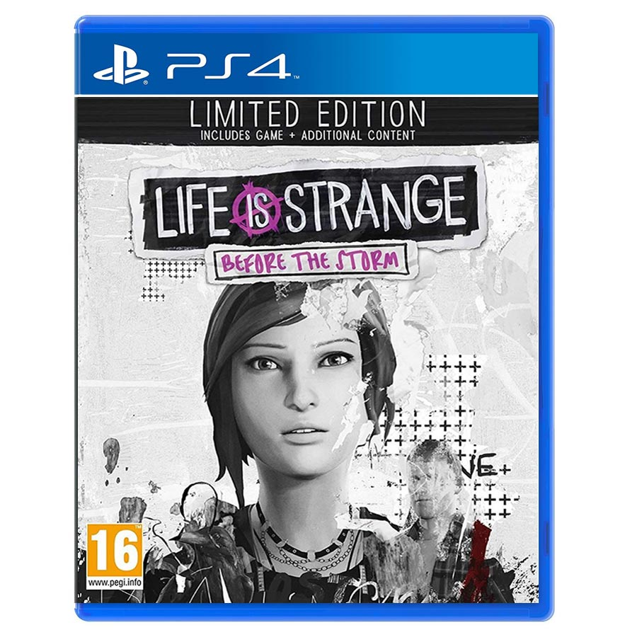 Life is Strange: Before The Storm Limited Edition کارکرده