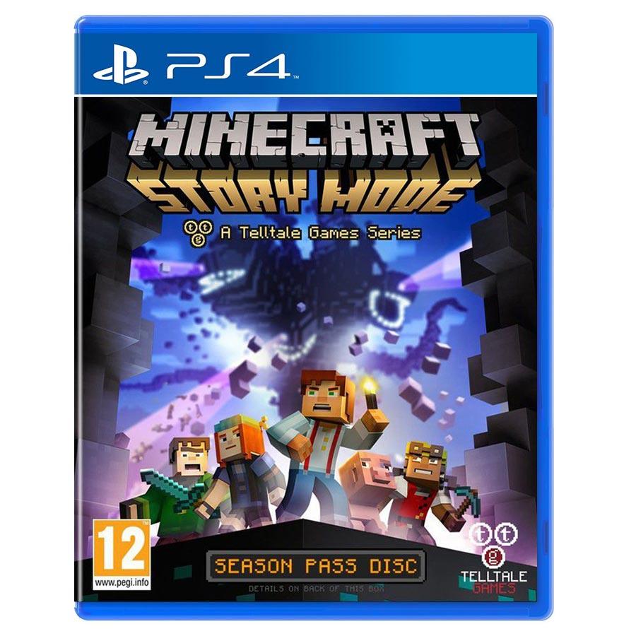 Minecraft: Story Mode کارکرده