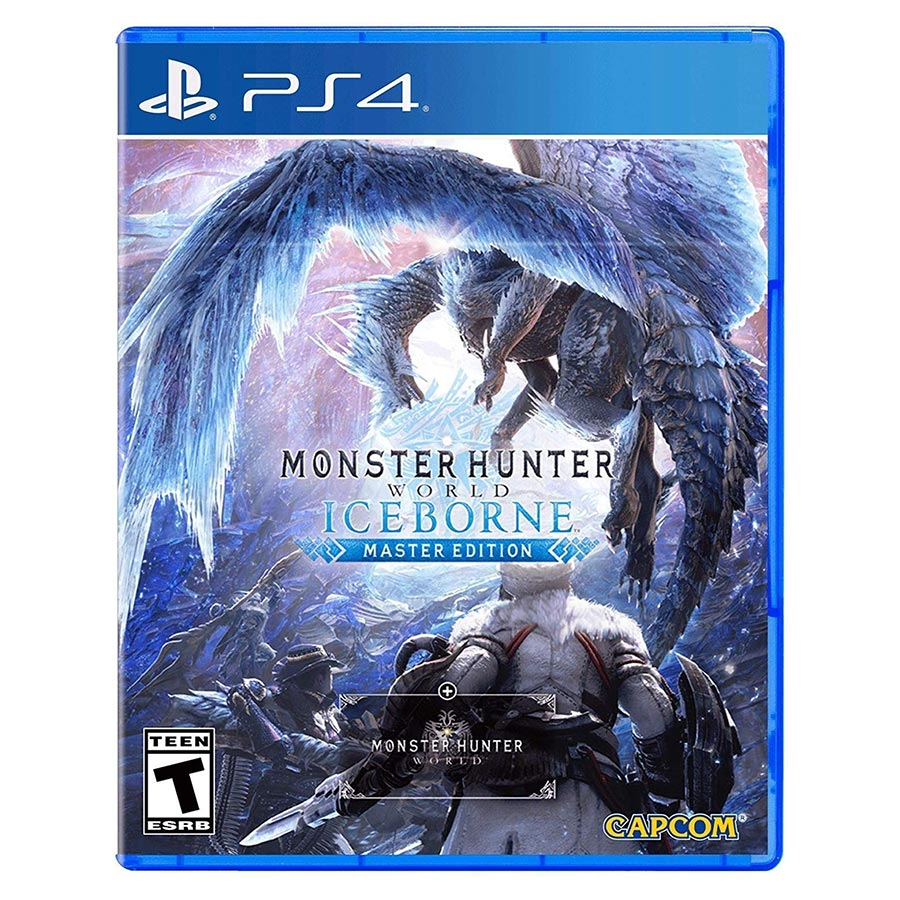 Monster Hunter World: Iceborne Steelbook
