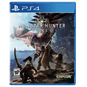 Monster Hunter: World کارکرده