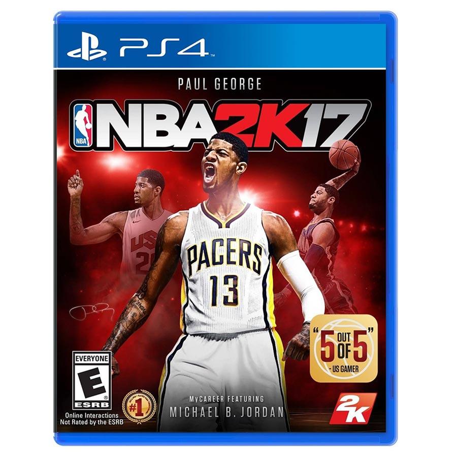 NBA2K17 کارکرده