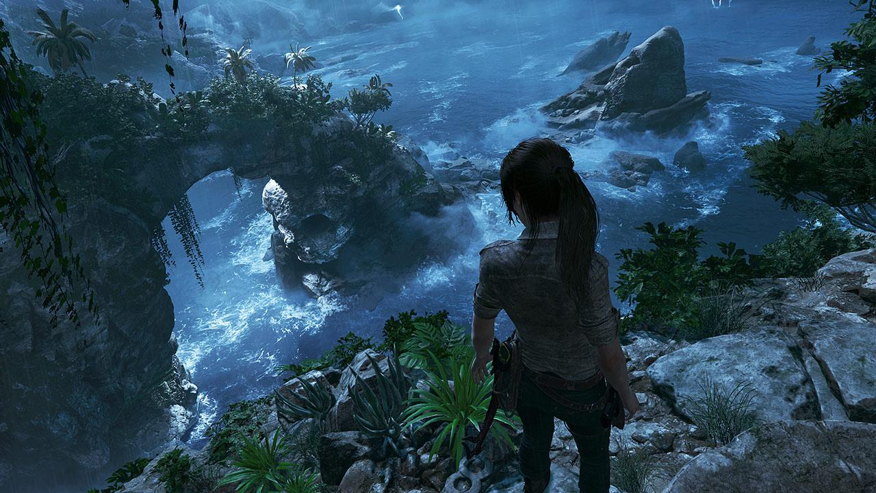 Shadow of the Tomb Raider کارکرده