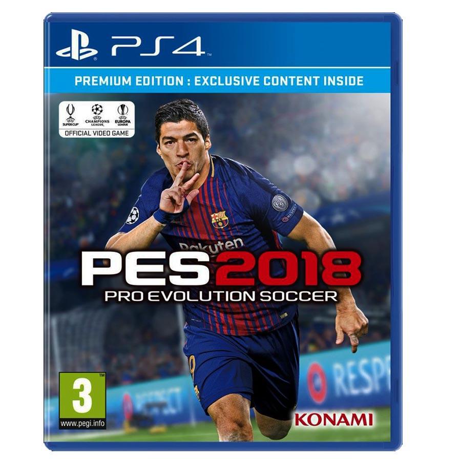 Pes 2018 Premium Edition کارکرده