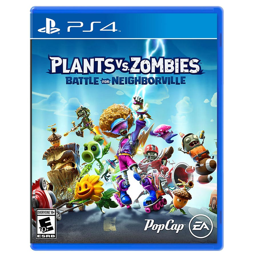Plants vs Zombies Battle for Neighborville کارکرده