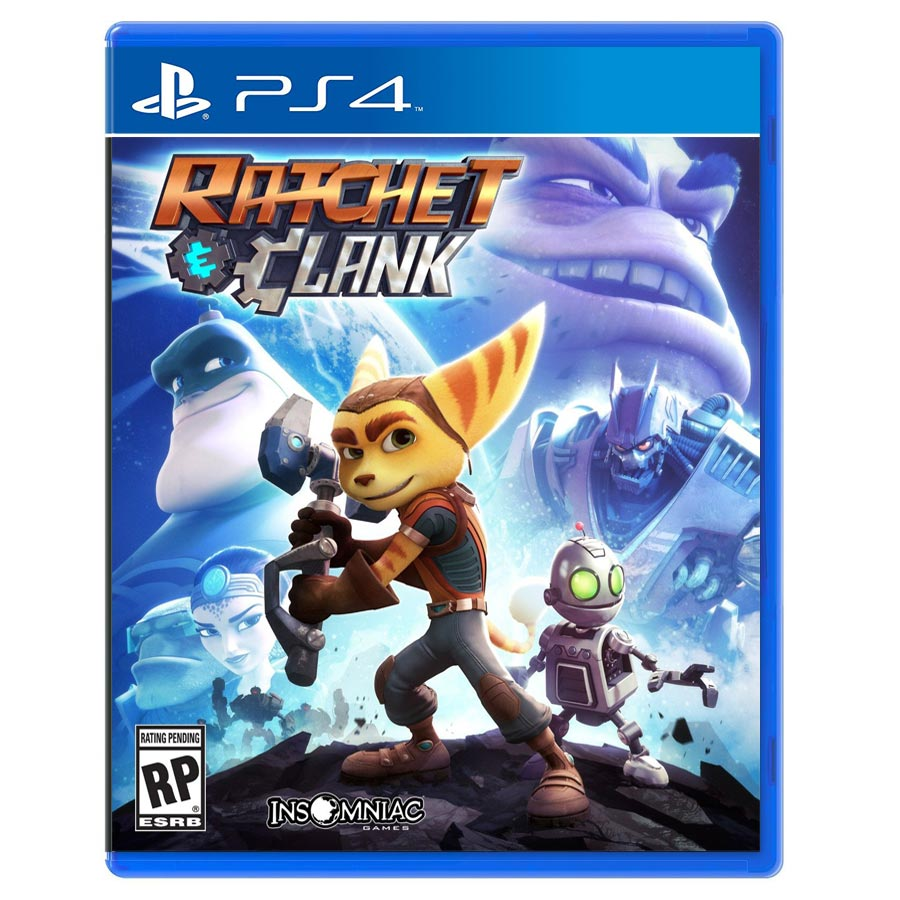 Ratchet and Clank کارکرده