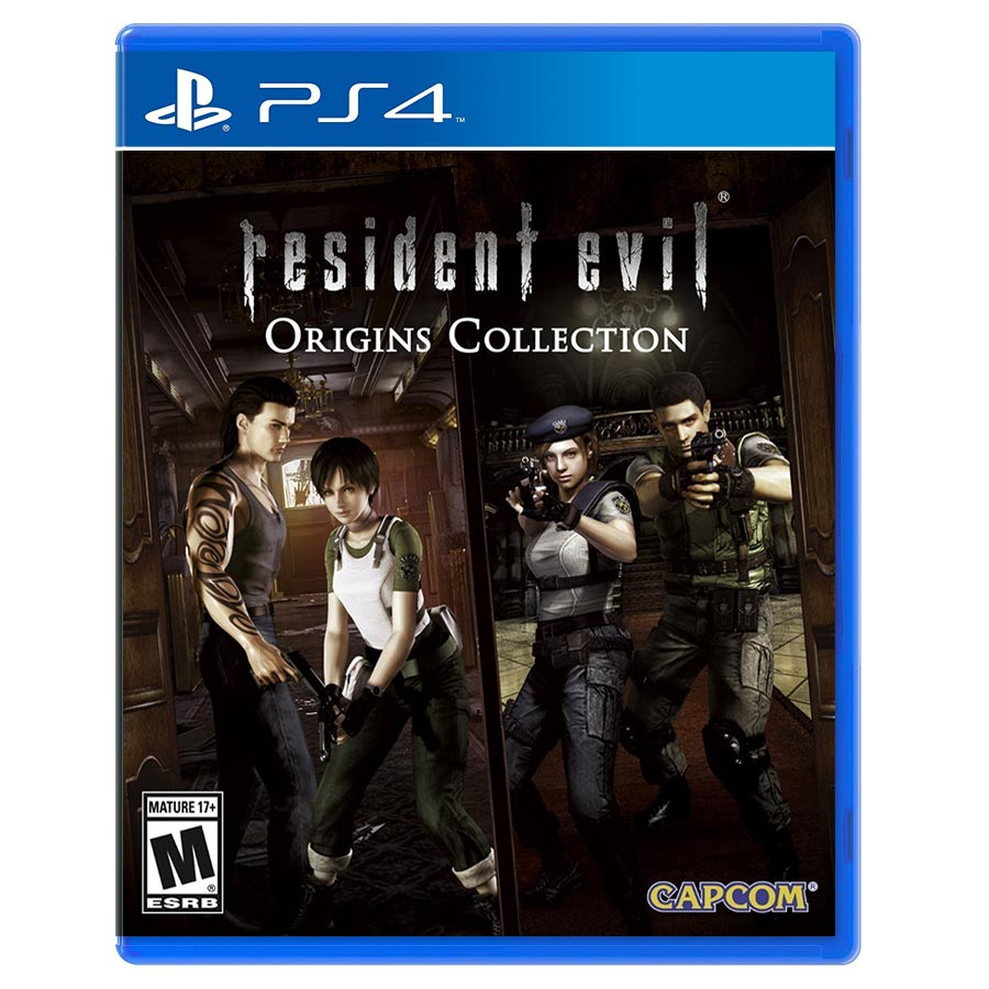 Resident Evil Origins Collection کارکرده