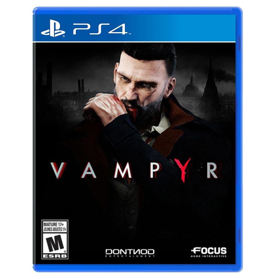 Vampyr کارکرده
