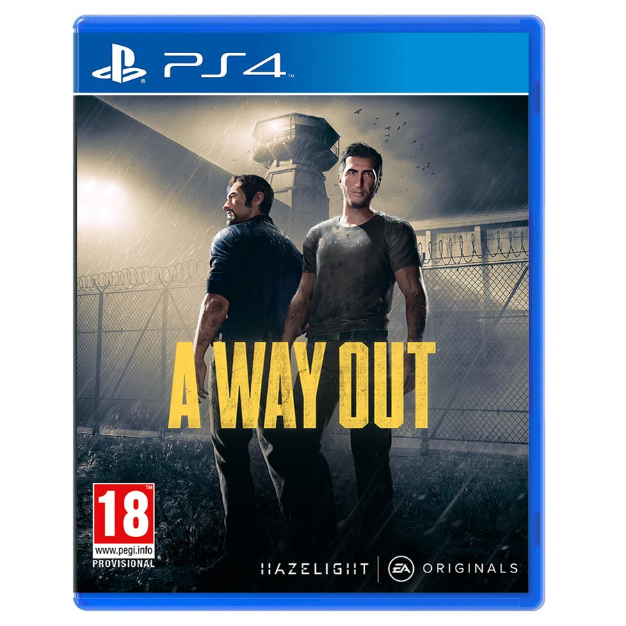 A Way Out کارکرده