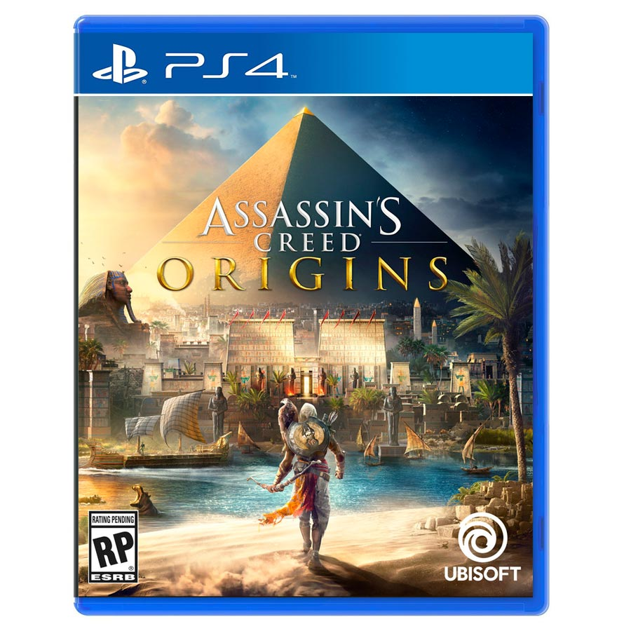 Assassin's Creed Origins Deluxe کارکرده