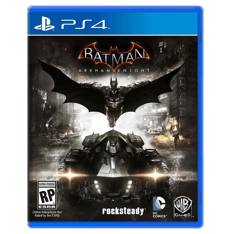 Batman Arkham Knight کارکرده