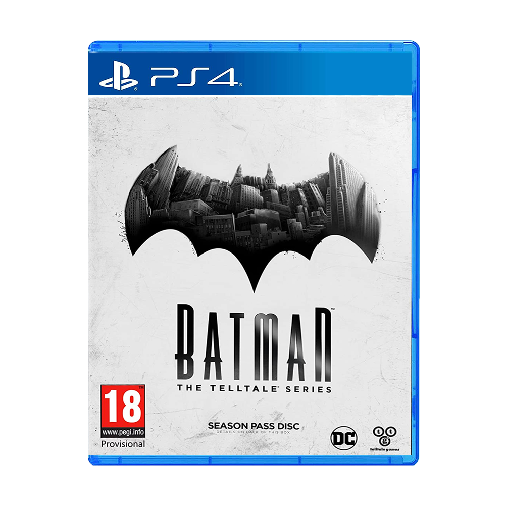 Batman The Telltale Series کارکرده