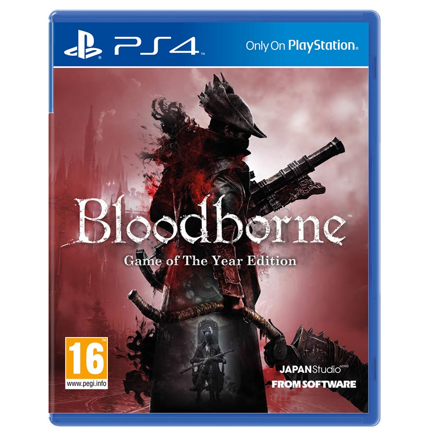 Bloodborne GOTY کارکرده