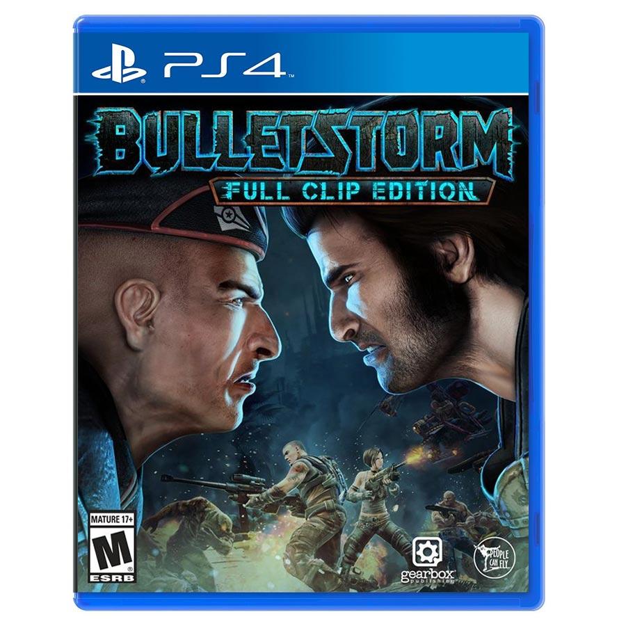 Bulletstorm: Full Clip Edition کارکرده