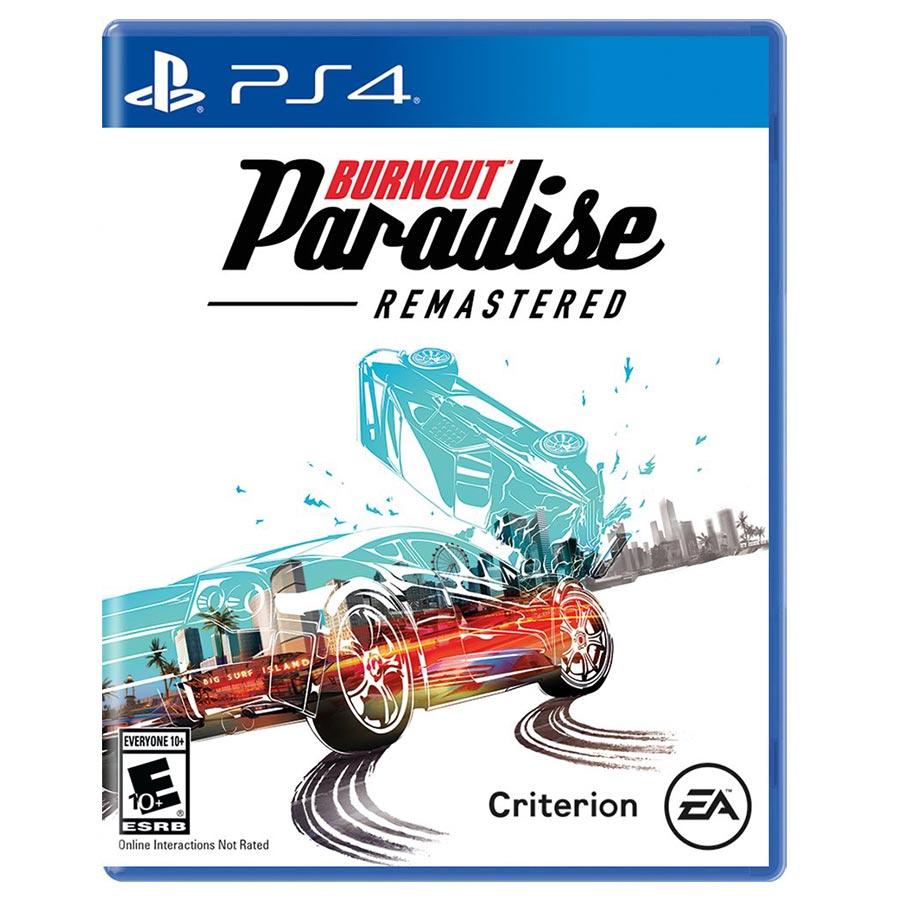 Burnout Paradise Remastered کارکرده