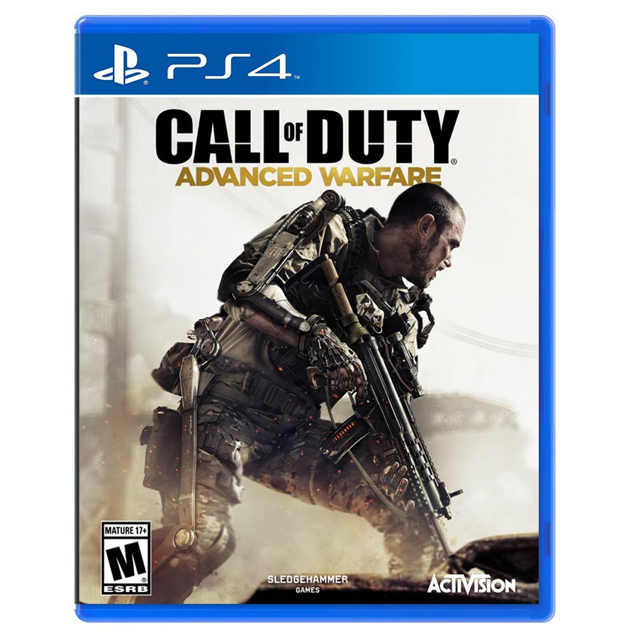 Call of Duty Advanced Warfare کارکرده