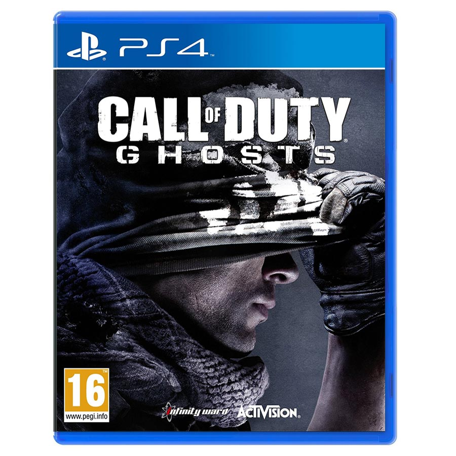 Call of Duty Ghosts کارکرده
