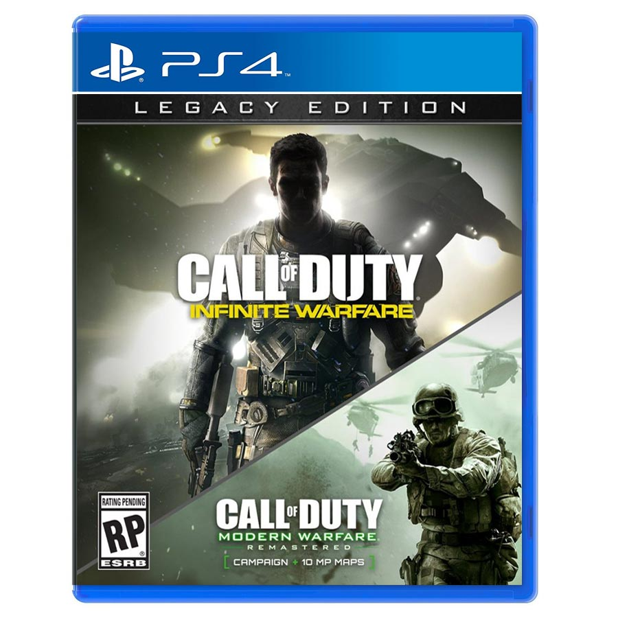 Call of Duty Legacy Edition