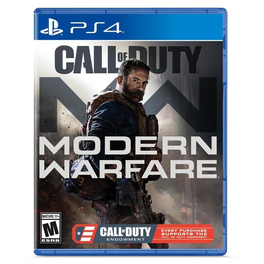Call of Duty : Modern Warfare کارکرده