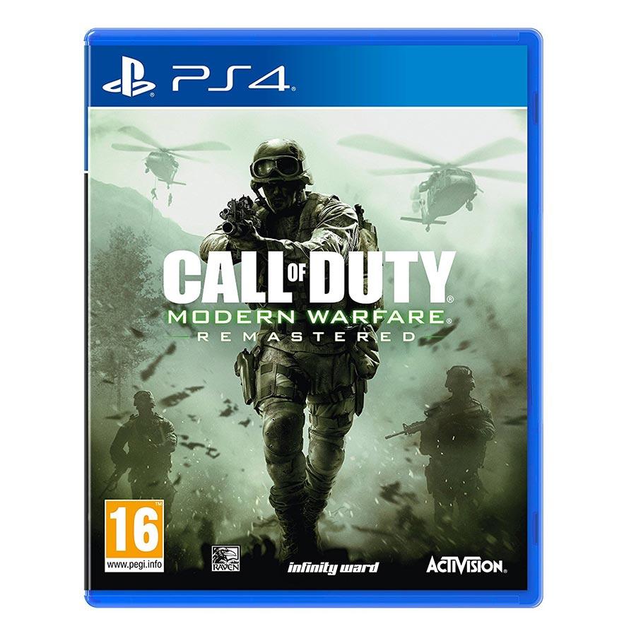Call of Duty Modern Warfare Remastered کارکرده