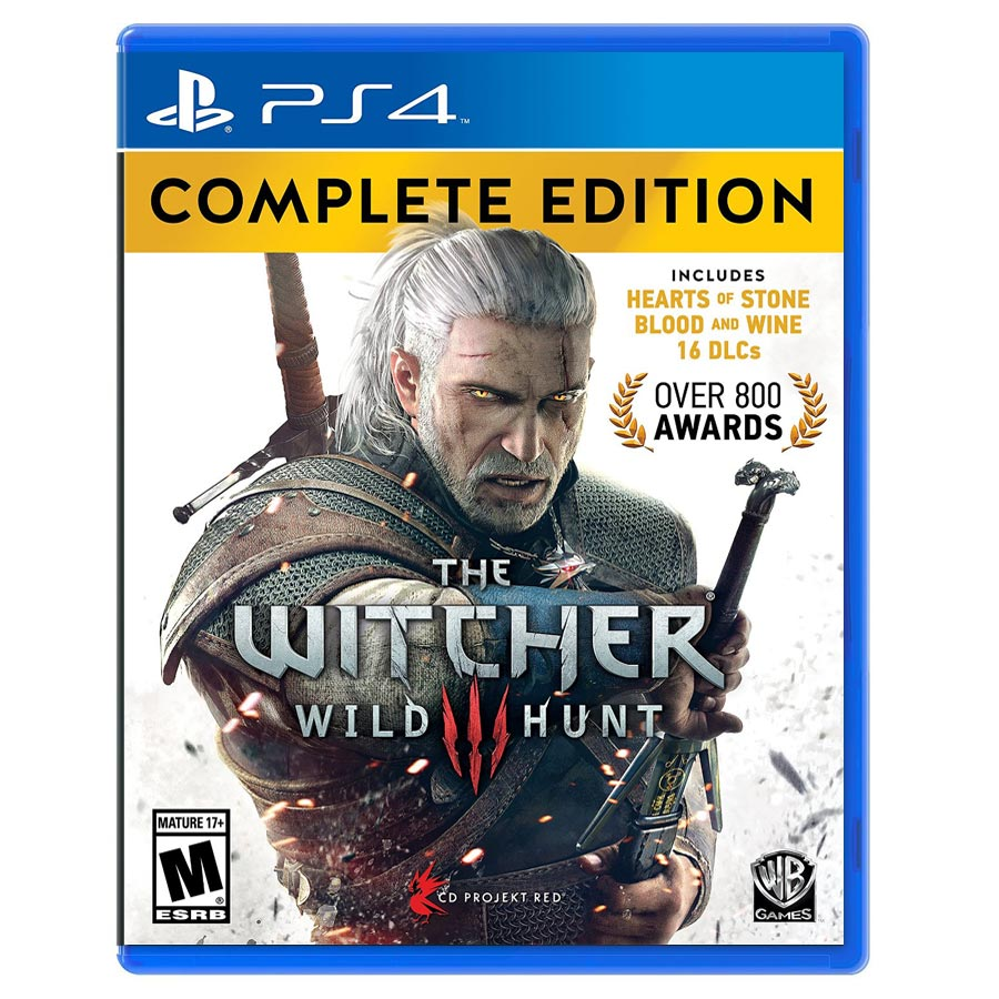Witcher : Complete Edition کارکرده