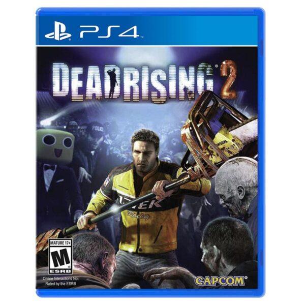 Dead Rising 2 کارکرده