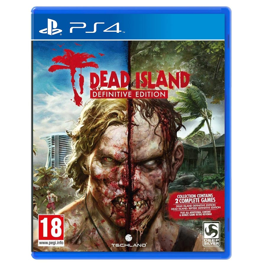 Dead Island Definitive Collection کارکرده