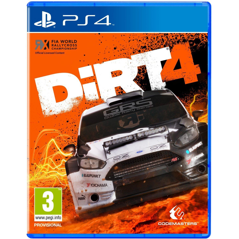 Dirt 4 کارکرده