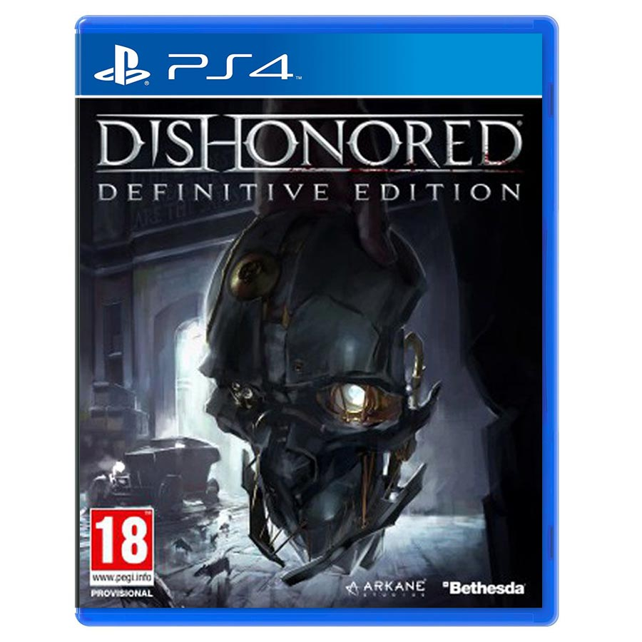 Dishonored Definitive Edition کارکرده