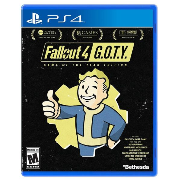 Fallout 4 : Game of The Year Edition کارکرده