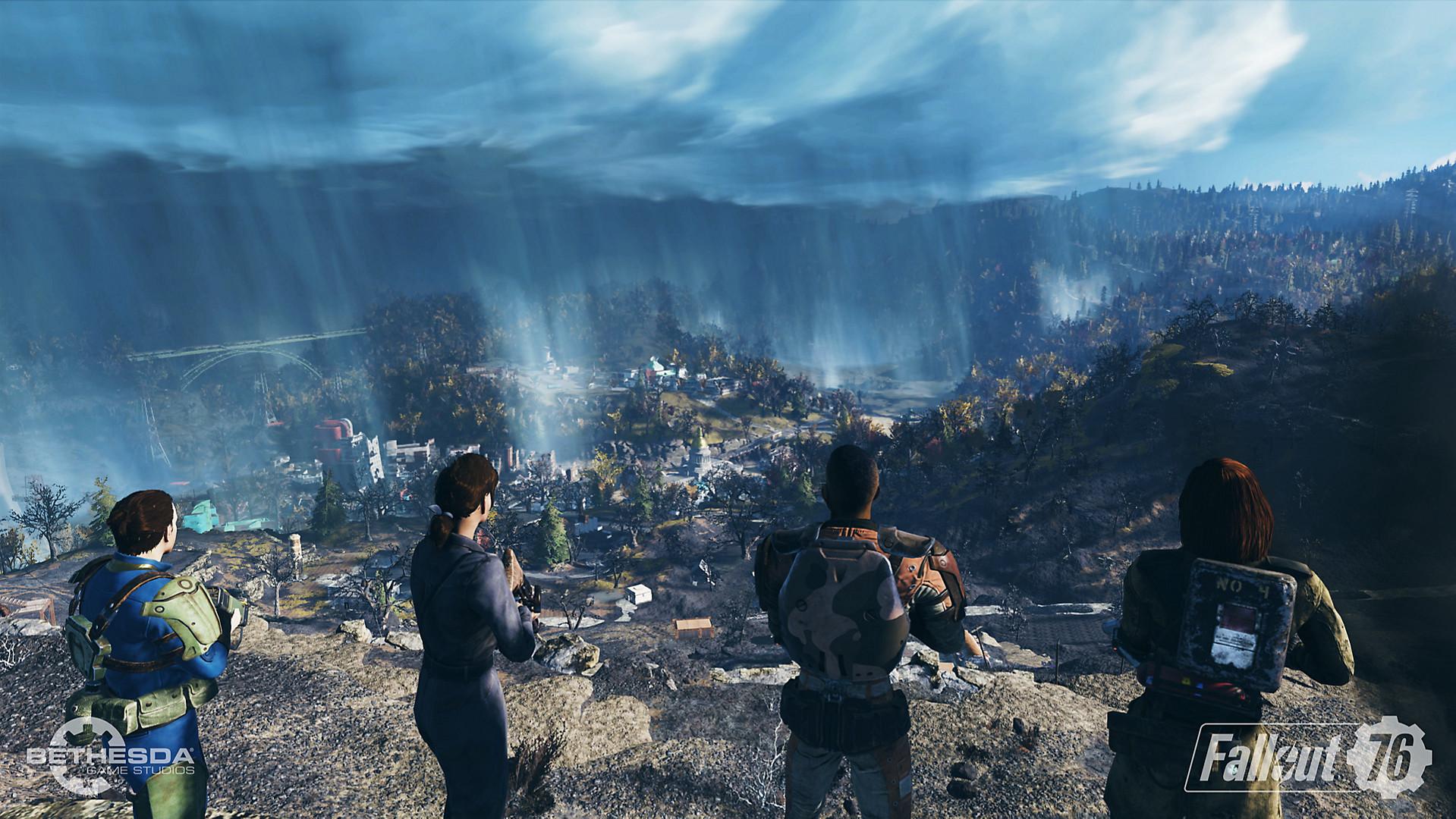 Fallout 76 کارکرده