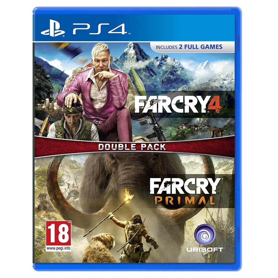 Far cry Double Pack کارکرده