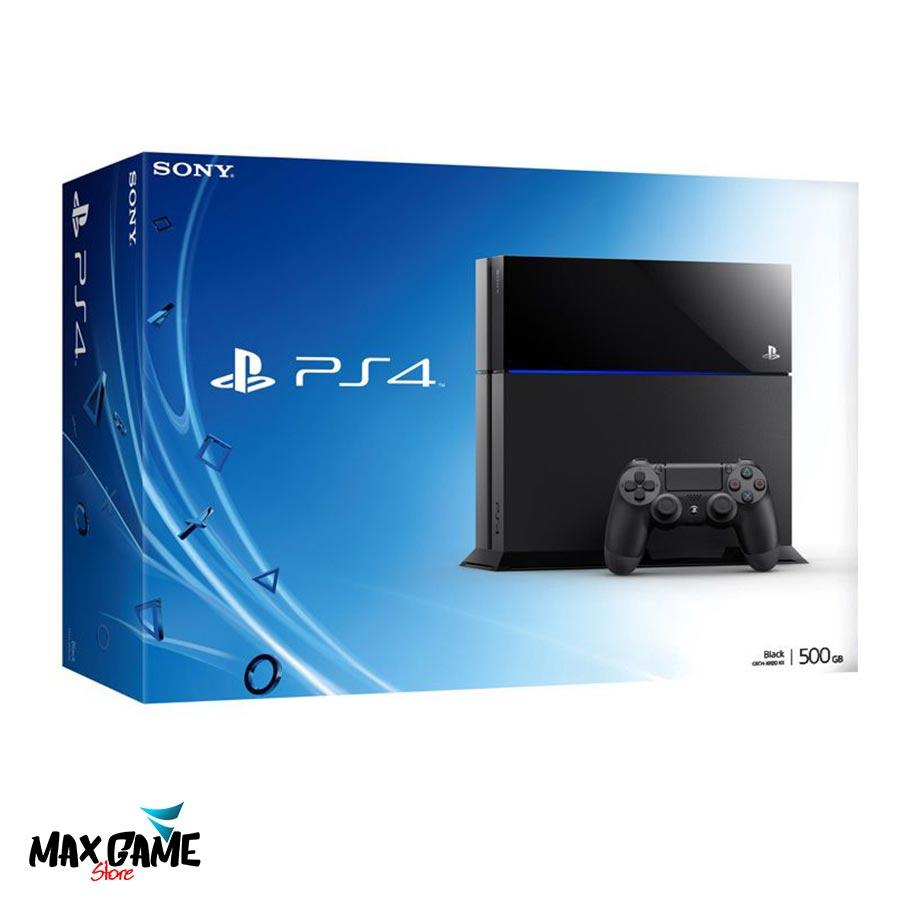 کنسول بازي سوني مدل Playstation 4 Fat 1016B ظرفيت 500 گیگابایت کارکرده
