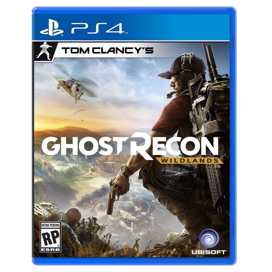 Ghost Recon Wildlands کارکرده