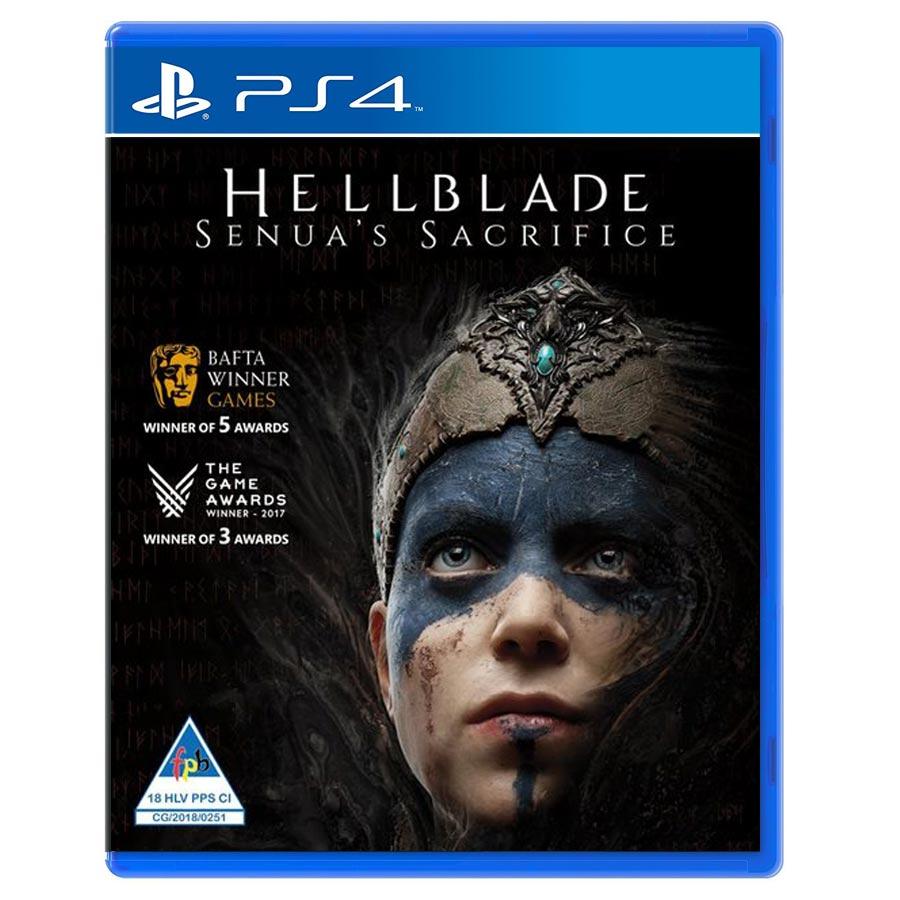 Hellblade: Senua's Sacrifice کارکرده