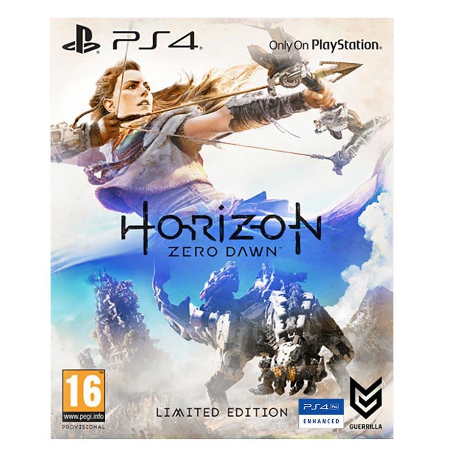 Horizon Zero Dawn Steelbook کارکرده