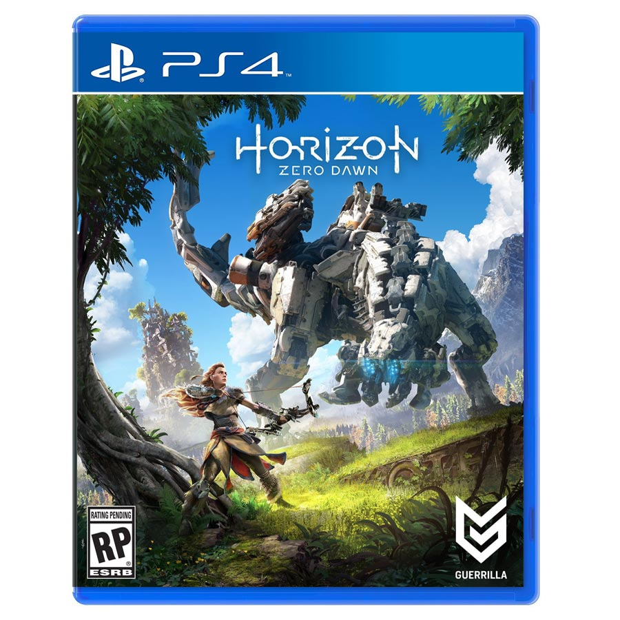 Horizon Zero Dawn کارکرده