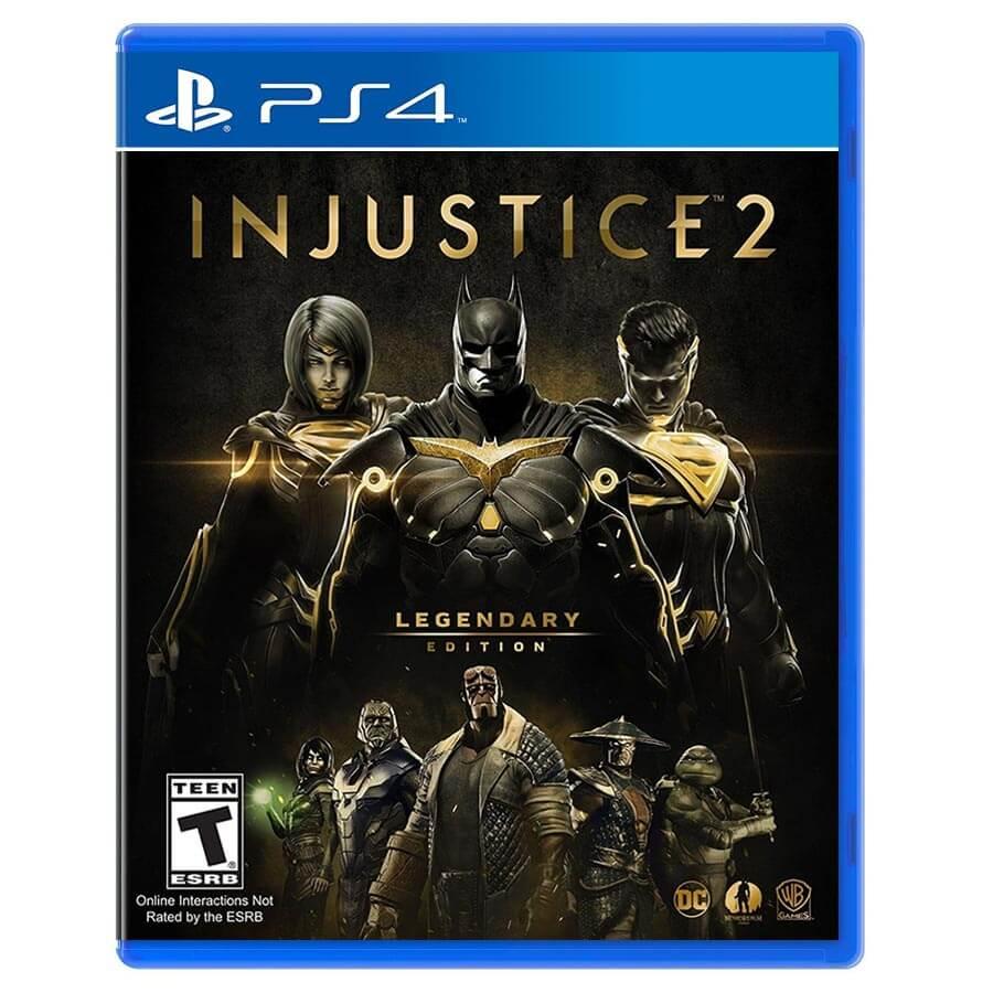 Injustice™ 2 Legendary Edition Steelbook